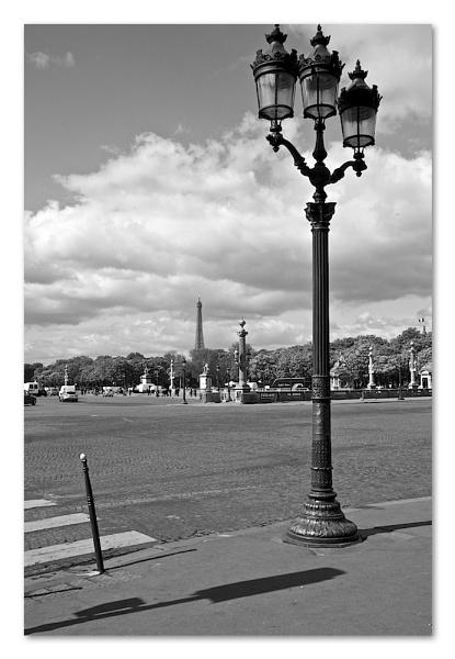 Place de la Concorde by heffalump