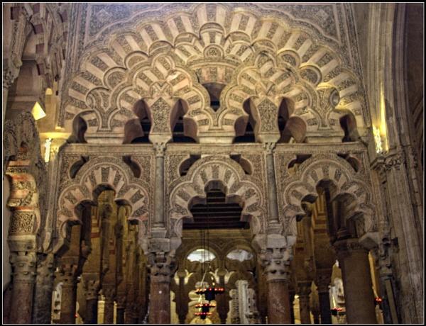 Mezquita de Cordoba III by nonur