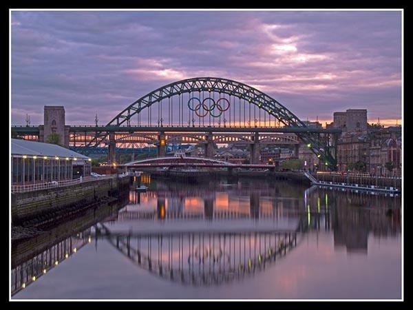 Tyne Bridge by dabhandphotographics