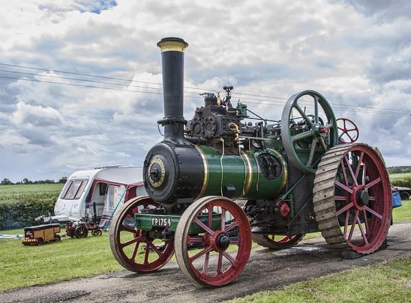 Steam Horse Power by GordonLack