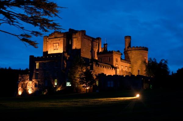 Dalhousie Castle Hotel by d55p