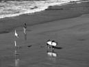 Trevaunance Beach