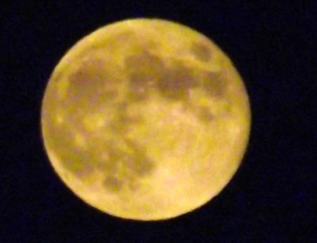 Moon by K4TIE