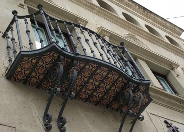 Balcony by K4TIE