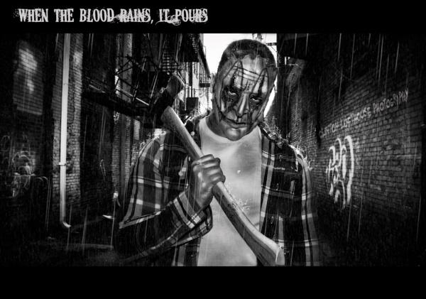 When the blood rains, it pours by clintQB