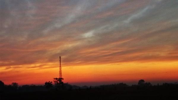 Sunrise by arhab