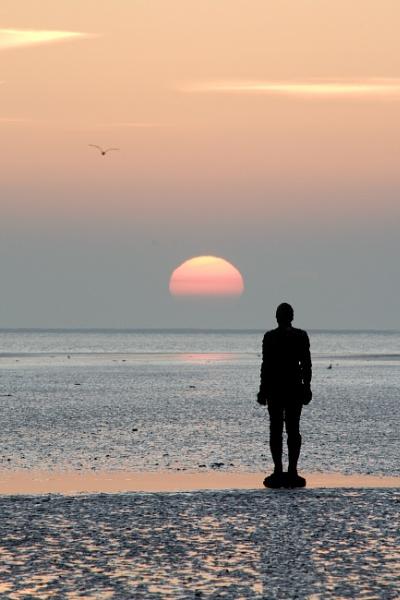 Iron Man at Sunset by SarahThomo