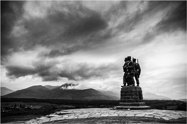 Commando Memorial by Sue_R