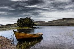 Loch Awe Rowboat