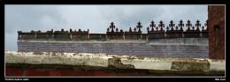 Hartlepool headland roofline
