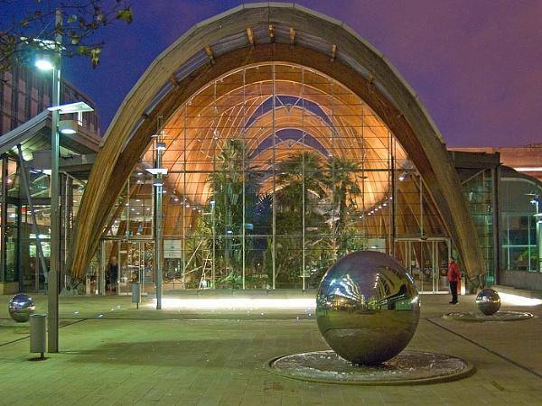 Winter Gardens Sheffield by AEVANS10