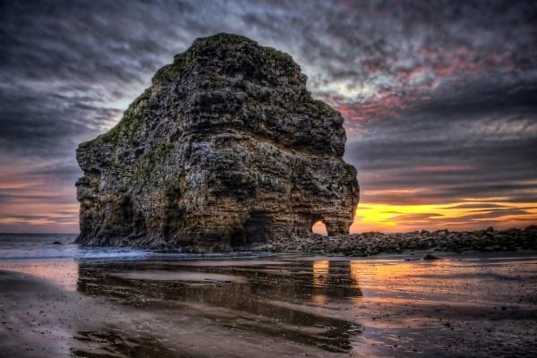 Marsden Rock. by Ray001