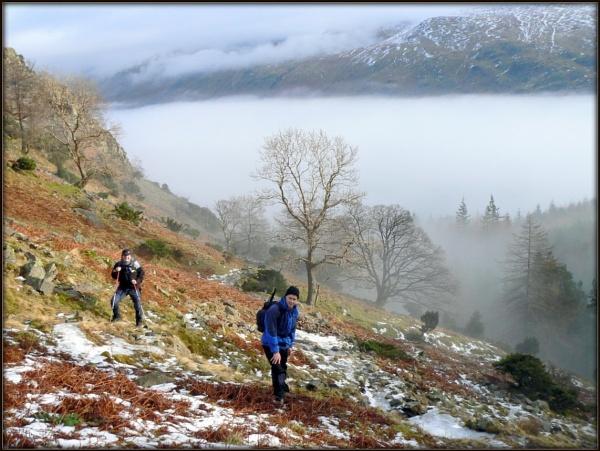Valley fog by jimmy-walton