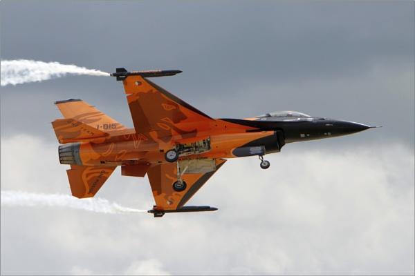 Waddington airshow by howdog
