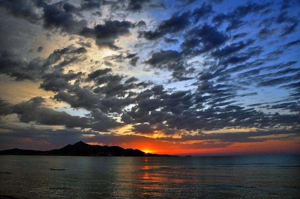 Majorcan Sunrise, Alcudia