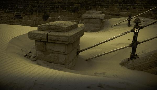 The shifting sands by wynn469