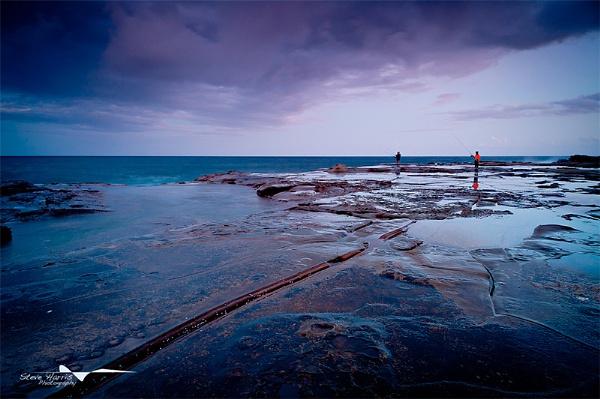 Stormy Evening by SteveHarry