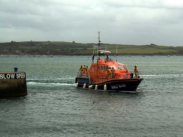 Lifeboat by Gypsyman