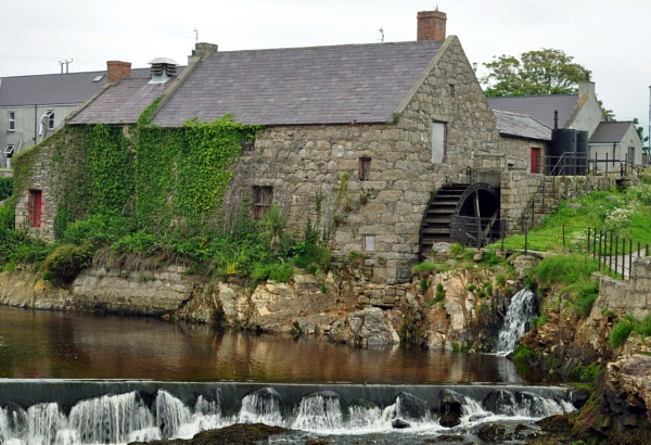 the corn mill by tullyhogueurker