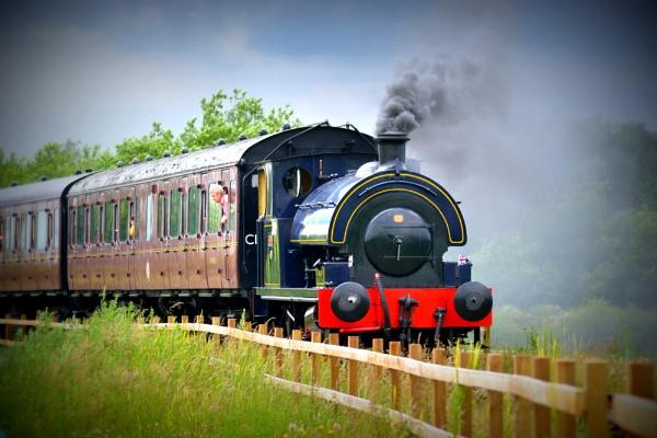 train by lawsonwazere