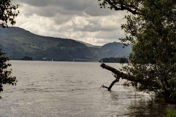 Ullswater lake by lez68