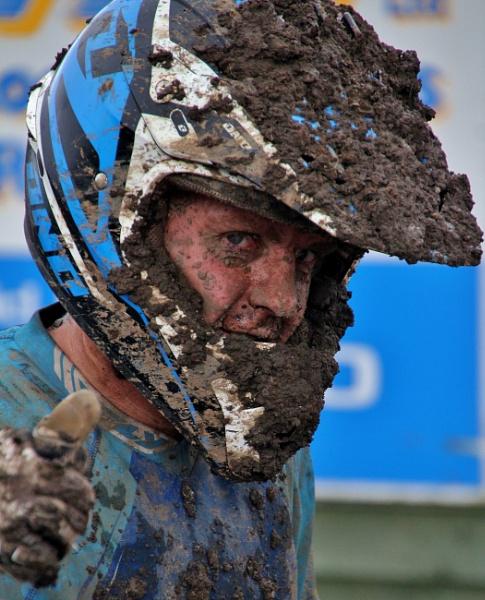 Muddy Hell. by Adrianwalker