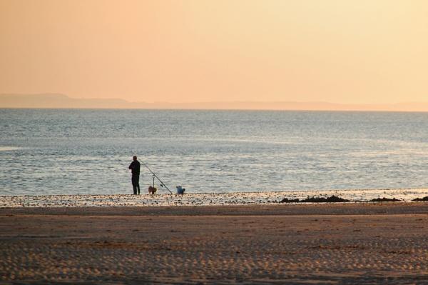 sunset, llandudno, North Beach by m60mrj