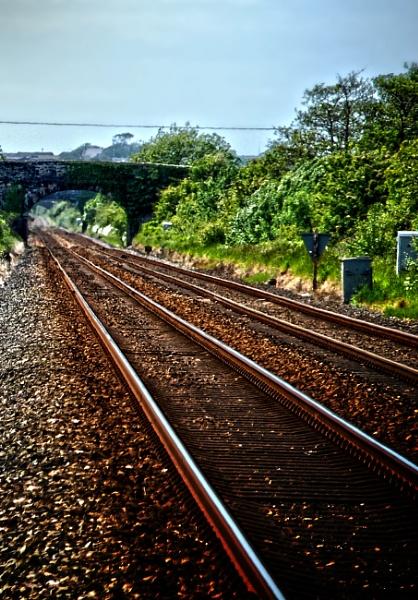LlanfairPG train station Anglsey by m60mrj