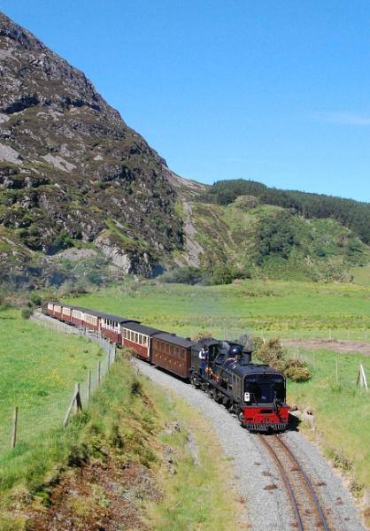 Mountain Railway by m60mrj