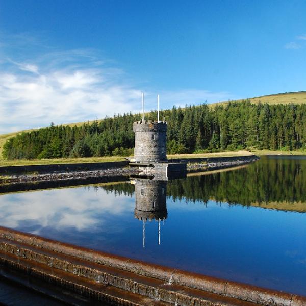 Brecon Reservoir by m60mrj