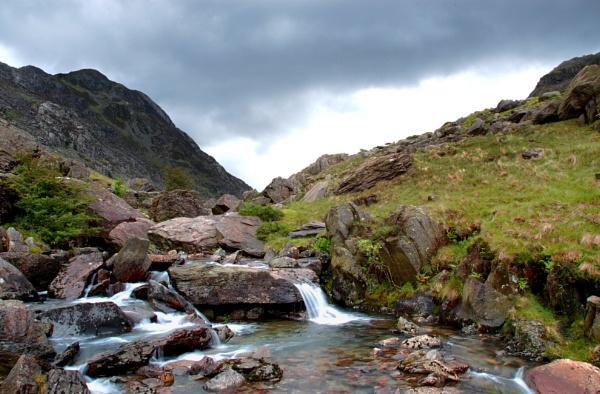 Stream North Wales by m60mrj