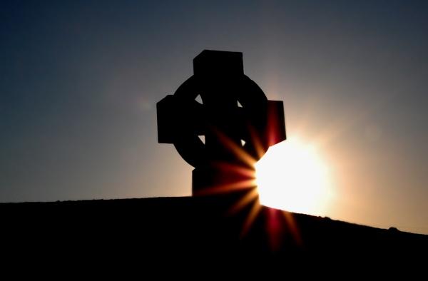 Rugged Cross, by m60mrj