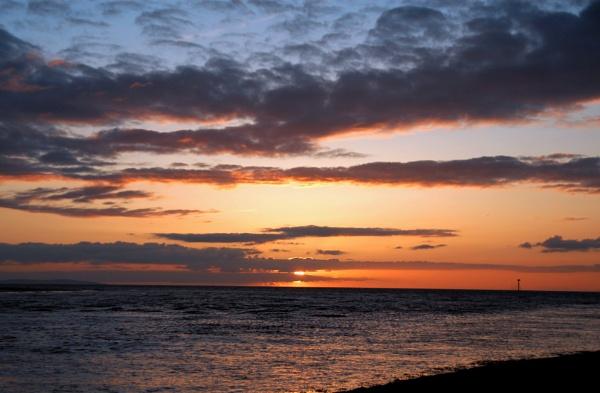 Sunset by m60mrj