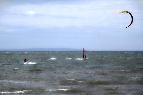 Kite Surfer by m60mrj