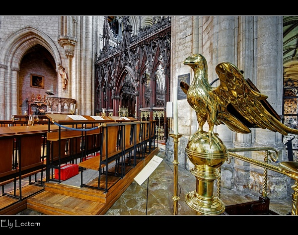 Ely Lectern by RogBrown