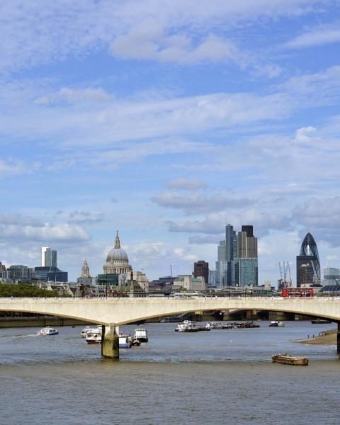July in London by cymroDan