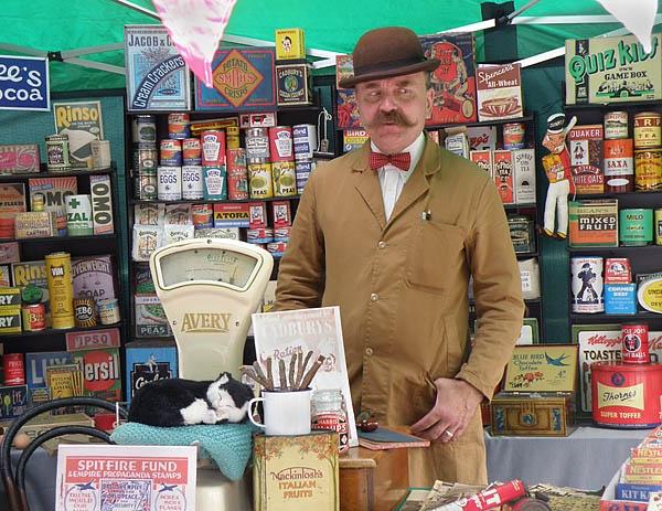 1940's Shopkeeper
