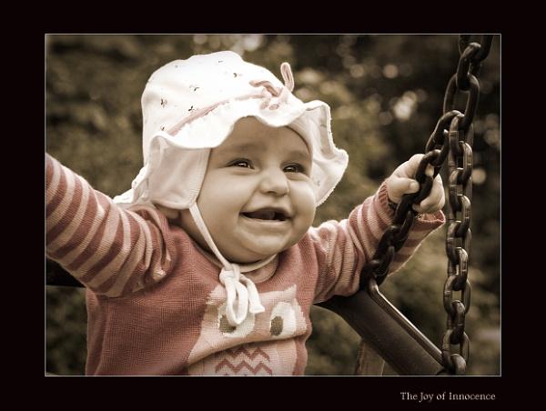 The Joy of Innocence by Mynett