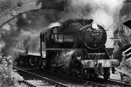 Departing Weybourne