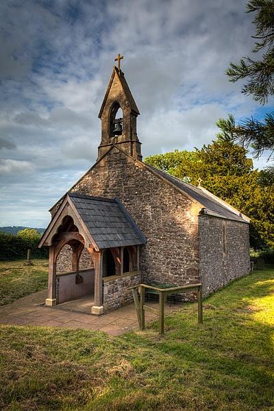 Pentery Church by lobsterboy