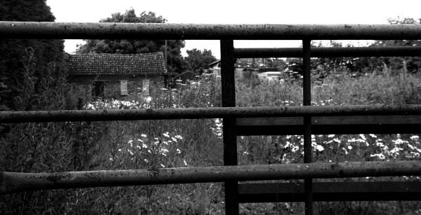 Behind Bars by SimonAlesbrook