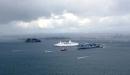 HMS Ocean Olympics Bound by topsyrm