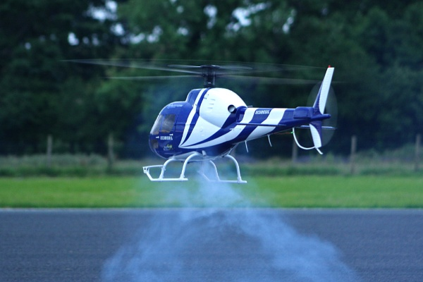 Beautiful scale Eurocopter by Stevies