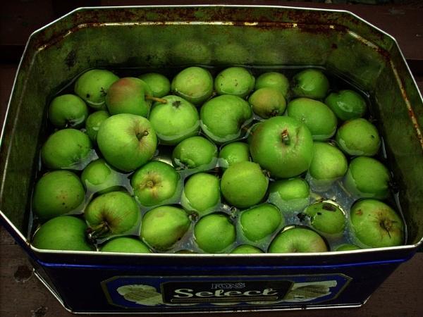 Green Apples by Kraft