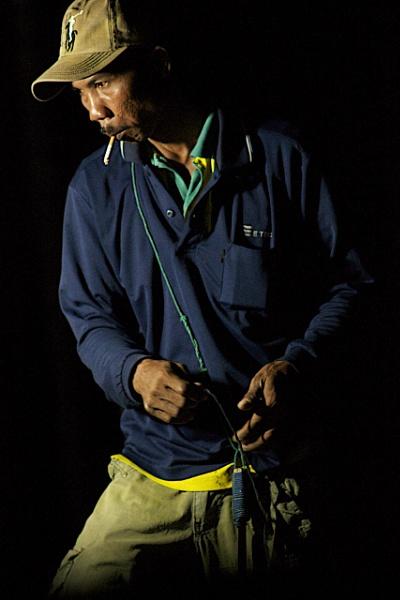 Fisherman by adentenur
