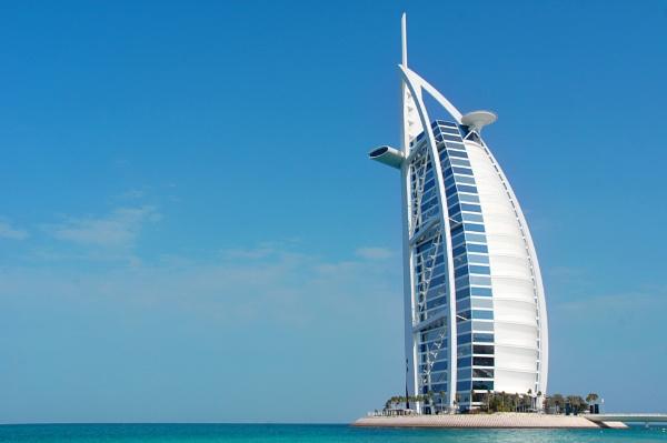 Burj al Arab, Dubai. by m60mrj