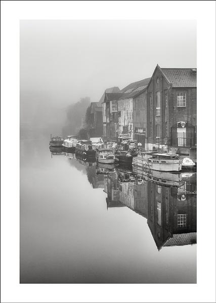Riverside Mist by katieb