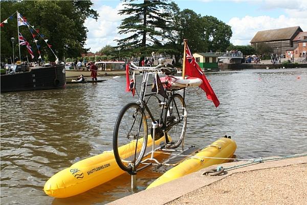 Shuttlebike. by mwoods