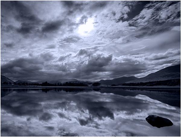 Loch Tulla... by Scottishlandscapes