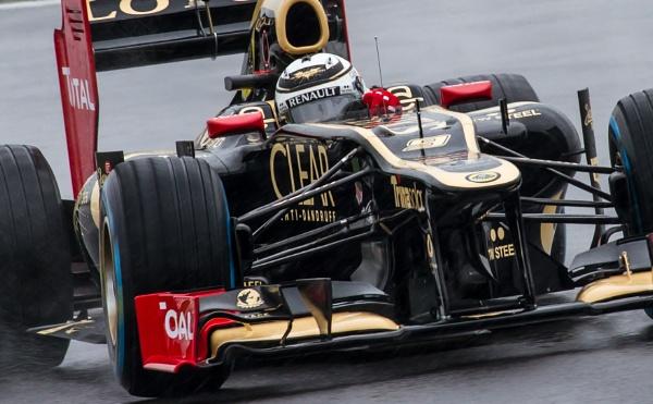 Kimi Räikkönen by andypitstop